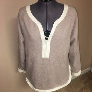 Soft surroundings sweatshirt size medium